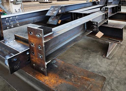 Изготовление металлических балок